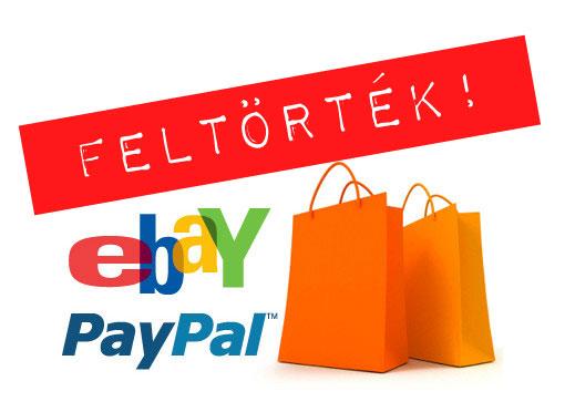 Hackerek feltörték az eBay-t